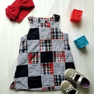 Hartstrings Patchwork Quilted Lined Dress
